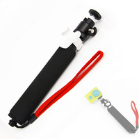XiaoMi Yi MonoPod For Bluetooth Shutter XiaoYi Sport Camera Selfie Stick For Remote Control XiaoMi Yi