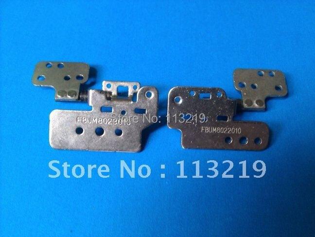 5 пар/лот) для Dell 14R N4010 комплект ЖК петли P/n: FBUM8022010 FBUM8023010
