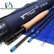 Maximumcatch Fly Rod 10/11FT 2/3/4WT 4SEC Nymph Fly Rod  SK24 Carbon Fiber  Nymph Fly Fishing Rod