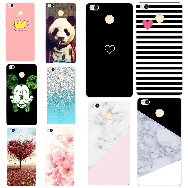 Silicone <font><b>Case</b></font> For <font><b>Redmi</b></font> <font><b>Note</b></font> 5 <font><b>Case</b></font> Xiaomi Mi A1 5X Max 2 Cover Phone <font><b>Cases</b></font> for <font><b>Xiomi</b></font> <font><b>Redmi</b></font> <font><b>4X</b></font> 5 Plus <font><b>Note</b></font> 4 5A fundas Coque image
