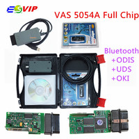 5pcs Lot DHL Free A Quality ODIS V3 0 3 4 13 Bluetooth Support UDS VAS5054A