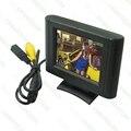 20 Conjunto Digital de 2.5 polegadas Destacável Vista TFT LCD Monitor de Vídeo RCA Para DVD Retrovisor Sensor de Estacionamento Câmera J-1365