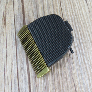 Image 5 - Cuchilla de titanio de cerámica Original para cortadora de pelo Codos CHC 961/960/968/T8/916/912, cuchilla recortadora, cabezal de corte de repuesto