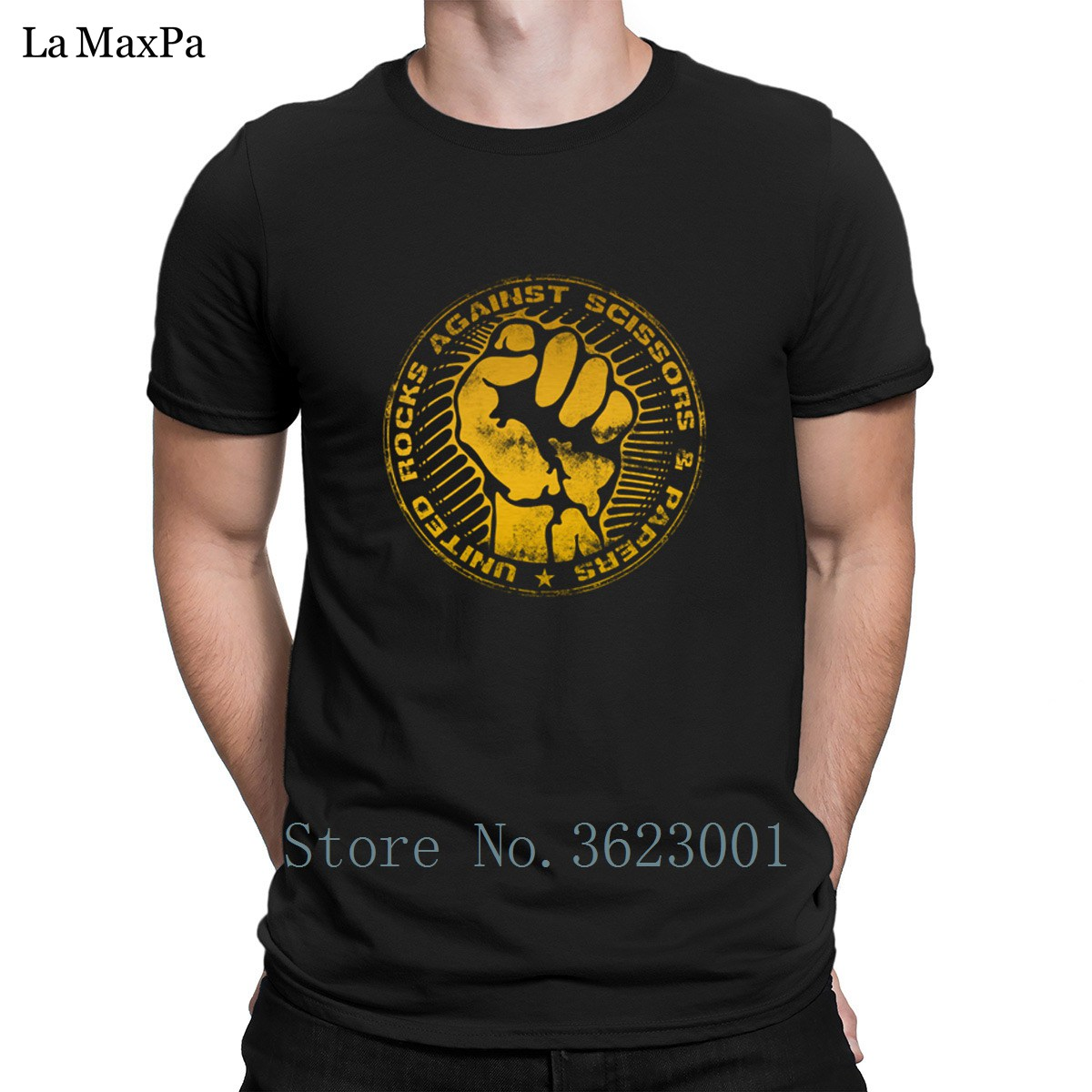 Personality Cool T Shirt For Men U.R.A.S.P. Tee Shirt Mens Basic Solid T-Shirt Hilarious Mens Tshirt Size S-3xl Famous
