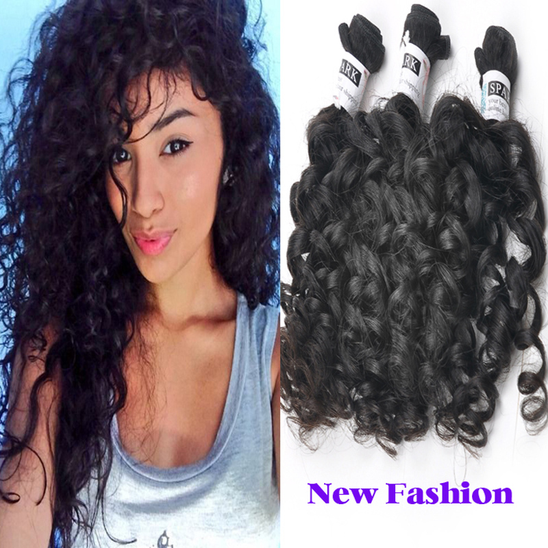 Groovy Compare Prices On Spiral Curly Hair Online Shopping Buy Low Price Hairstyle Inspiration Daily Dogsangcom