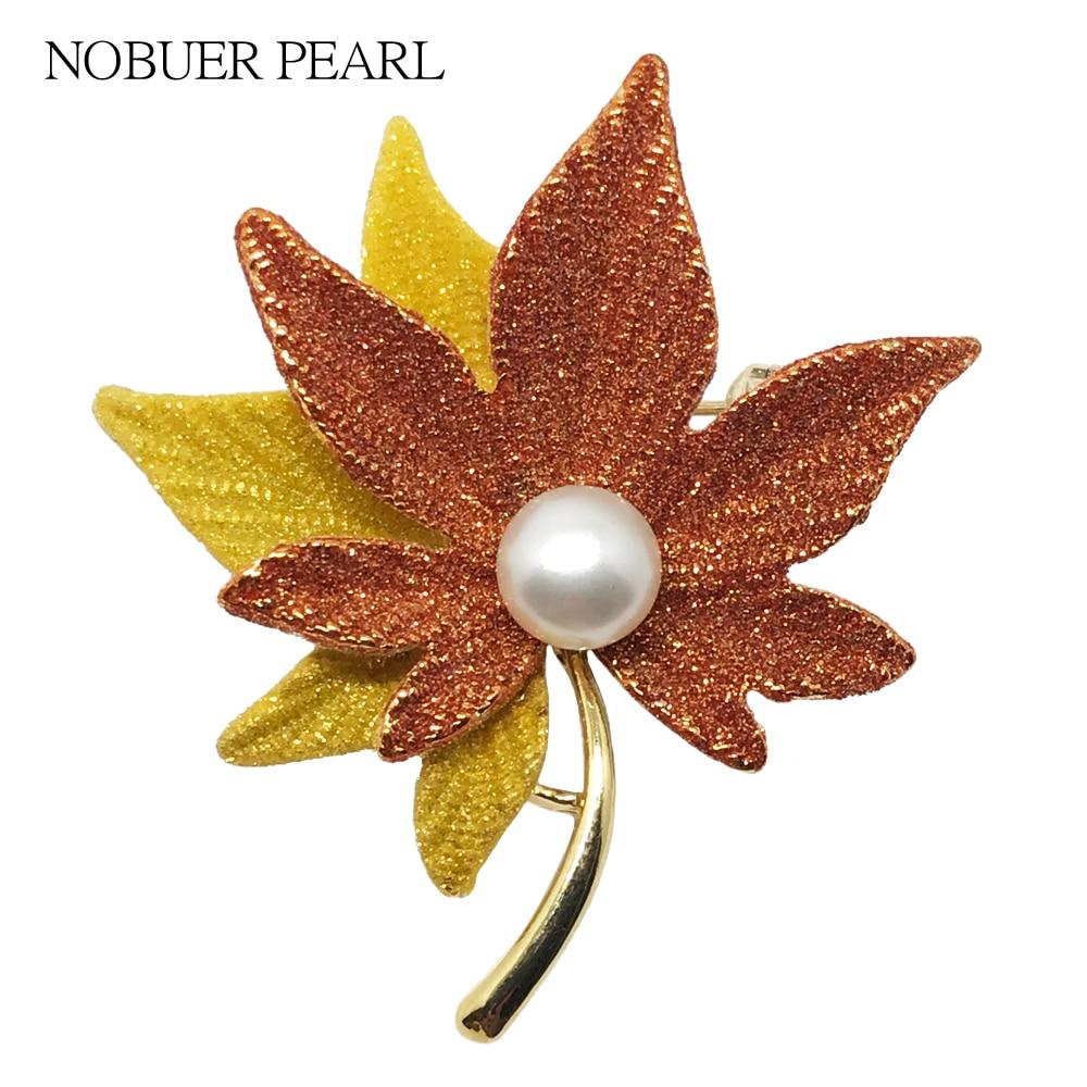 Nobuer Maple- ը թողնում է ոճը Իրական - Նուրբ զարդեր - Լուսանկար 1