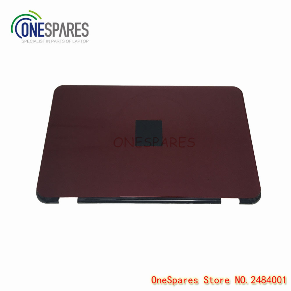 ФОТО original Laptop New Lcd Top Cover For DELL For Inspiron 15R N5010 M5010 touch screen laptop black DHTXG 0DHTXG 4HH32.022