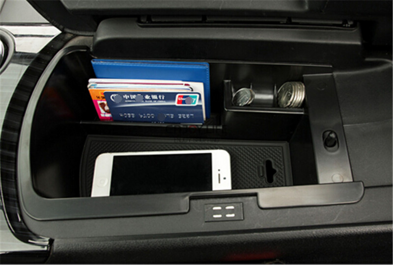 aliexpress : buy car armrest box central secondary storage