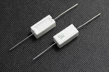 10 PCS 5 W 680R +/-5% Cimento resistor de 680 ohms