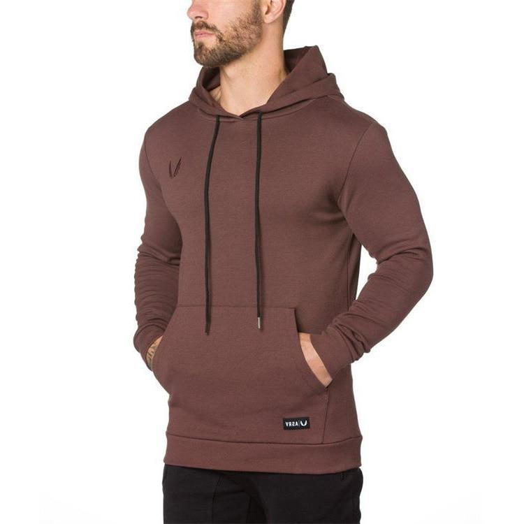 Pocket Long Sleeve Hoodie 1
