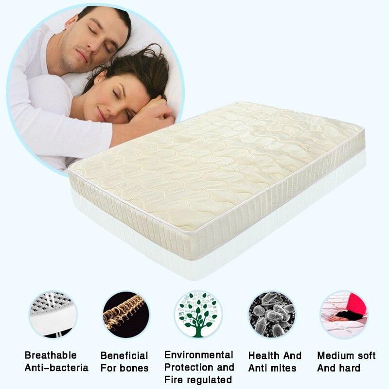 Memory Foam Mattress Spring Orthopedic Mattresses Bedroom Furniture Dropshipping все цены