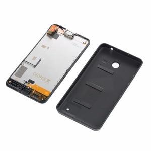 Image 2 - עבור Nokia Lumia 630 635 RM 977 RM 978 LCD תצוגת מסך מגע Digitizer + סוללה כיסוי אחורי עם כוח נפח כפתורים