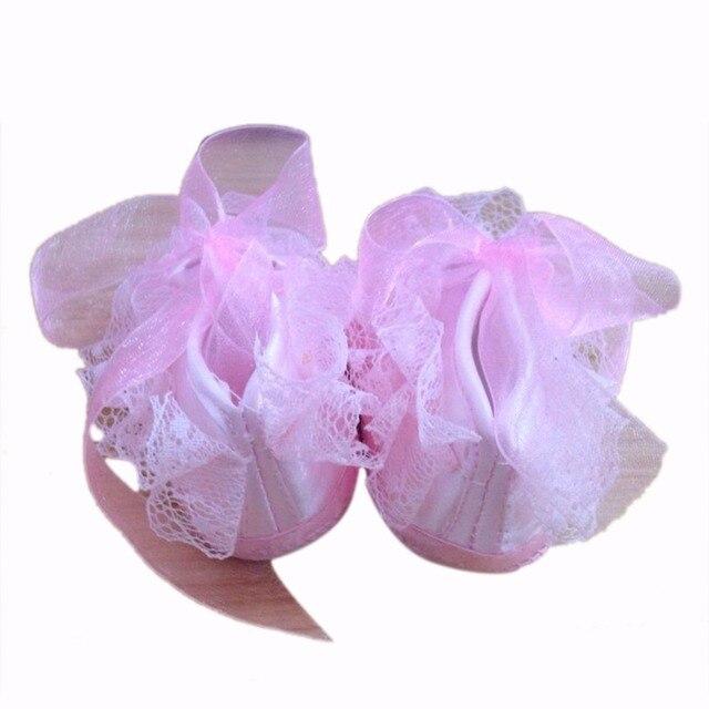 baby meisjes schoenen kant bloem peuter zuigelingen schoenen kid