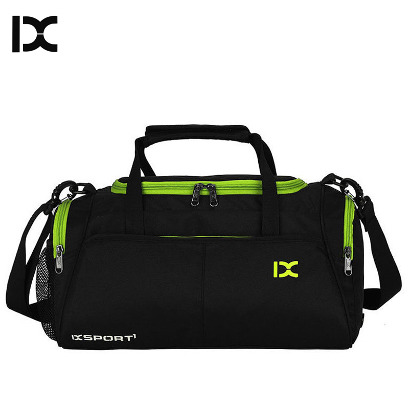 Gym-Bags Duffel Sports-Bag Shoulder-Dry-Wet-Shoes Sac-De-Sport Training Travel Fitness