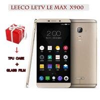 Оригинальный смартфон LeEco Letv Le Max X900 6,33 ''3400 мАч Восьмиядерный процессор Snapdragon 810 4 Гб ОЗУ 64 Гб ПЗУ Android мобильный телефон