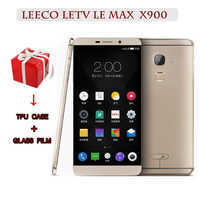Original LeEco Letv Le Max X900 Smartphone 6.33'' 3400mAh Snapdragon 810 Octa Core 4GB RAM 64GB ROM Android Mobile Phone