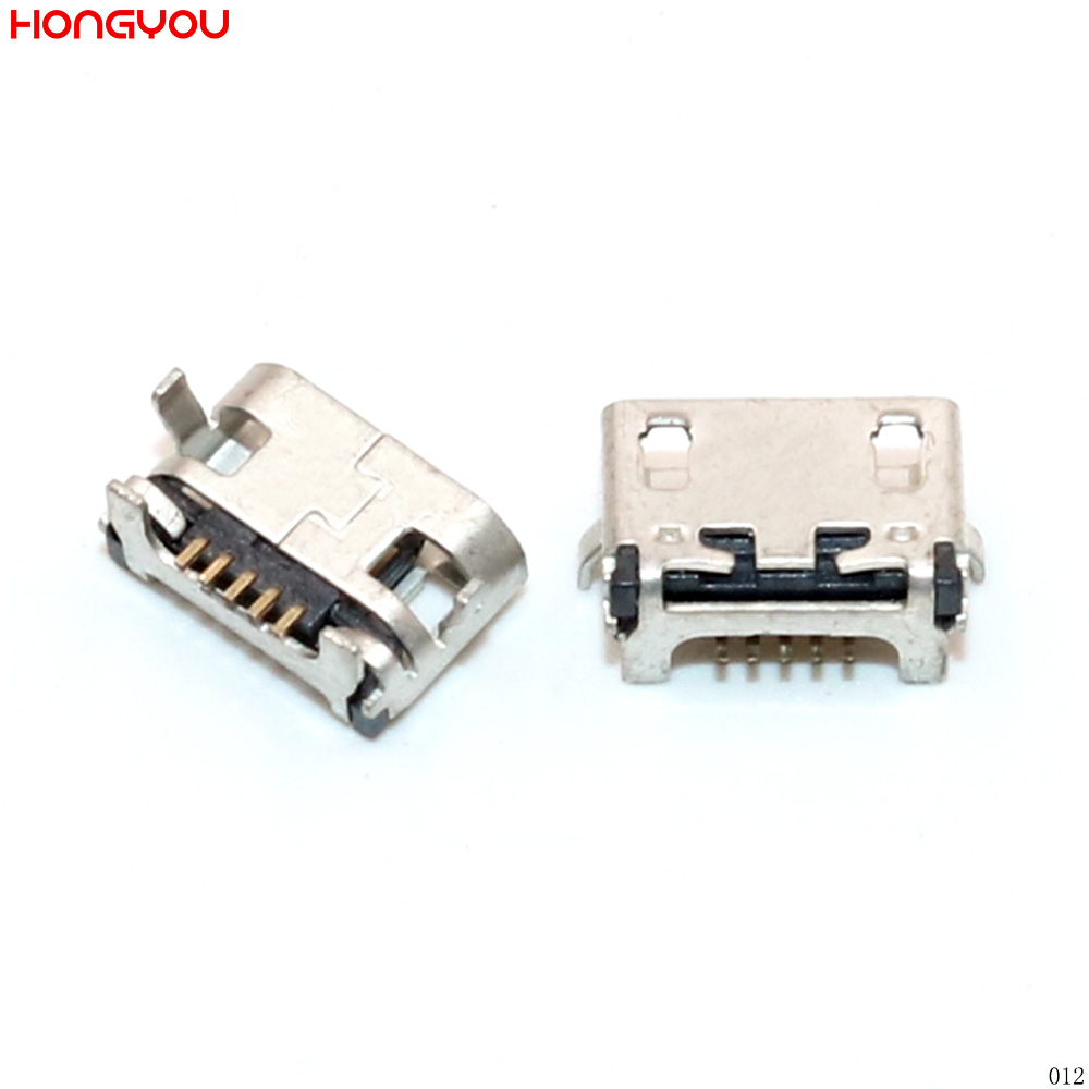 10PCS Micro USB Charge Dock Socket Jack Charging Port Connector For Lenovo S930 S910 A788T A388T A656 A370E A3000 A5000 A7600
