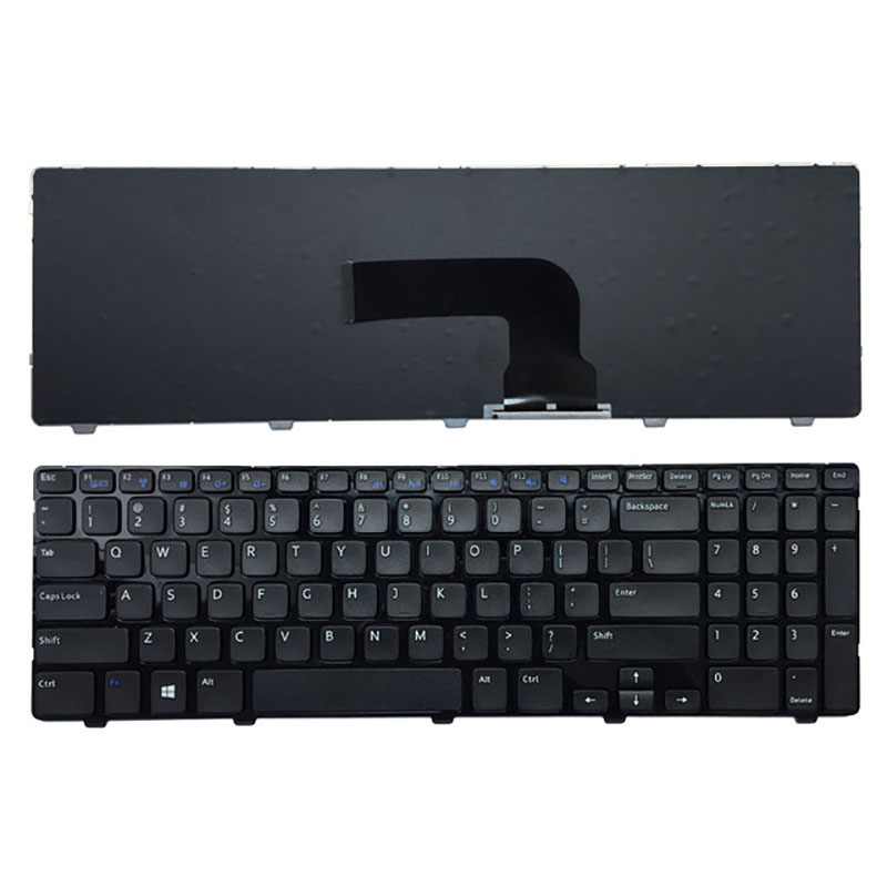 NEW Laptop Keyboard SG-60000-XUA SN7221 NSK-LA0SC 01 For Dell Inspiron 15R 5535 M531R