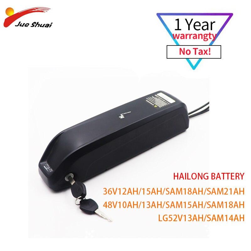 36 V vélo électrique bouilloire batterie au Lithium batterie 10AH Samsung 12AH avec chargeur vtt 18650 cellules Ebike batterie pour la livraison gratuite