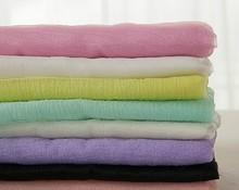 free shipping High-density fabric wrinkled seersucker fabric organza transparent gauze tutu