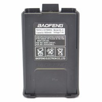 uv 5r 7.4V הסוואה Baofeng סוללה / סוללה נטענת 1800mAh עבור Baofeng UV 5R 5RA 5RB 5RC 5RD 5RE שני הדרך רדיו (1)