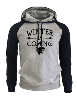 """Winter is Coming"" Raglan Sweatshirts"