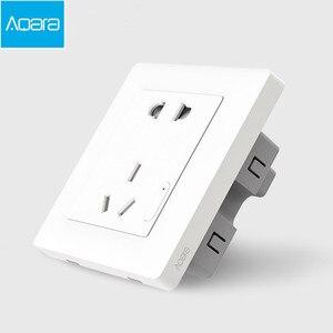 Image 2 - 新しい aqara スマート壁ソケット、 zigbee 無線 lan remotel の制御ワイヤレススイッチ作業用キットアプリ