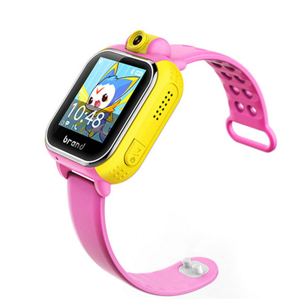 Upgraded Smart Kid Safe GPS Watch Phone Wristwatch SOS Call Finder Locator Tracker for Kid Child Anti-Lost Monitor Baby Gift wireless service call bell system popular in restaurant ce passed 433 92mhz full equipment watch pager 1 watch 7 call button