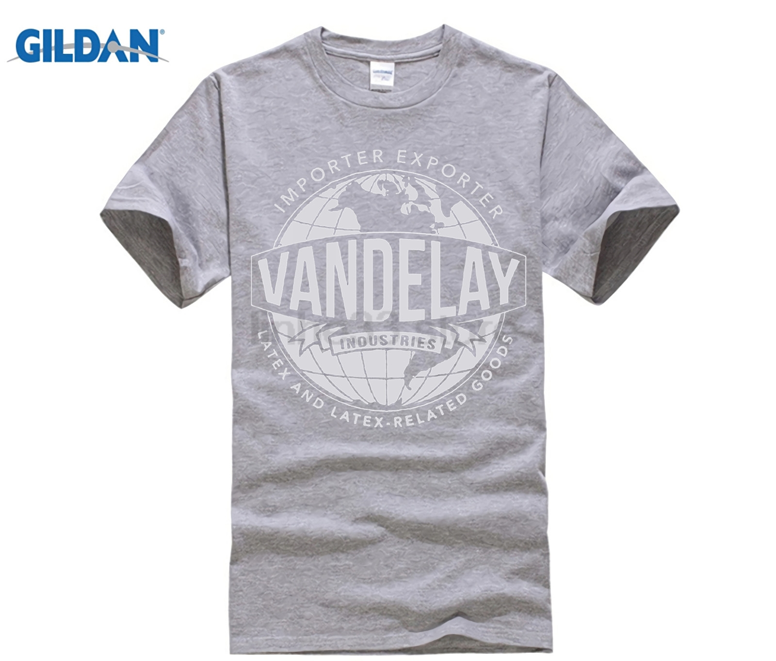 GILDAN T Shirt Men Tees Brand Clothing Funny Vandelay Industries Seinfeld Tv Show By That In Shirts From Mens