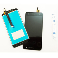 Black 5 2 Inch For ASUS Zenfone 3 ZE520kl LCD Display Touch Screen Digitizer Assembly Replacement