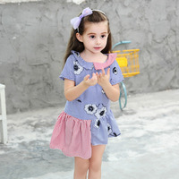 Dress for Girl Flower Girls Summer Dress For Kids Girl Dresses For Weddings Baskets Kids Clothing k5