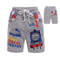 Boy Shorts Children Pants Trousers For Boys Cotton Cartoon Summer Style Children'S Clothing SP007