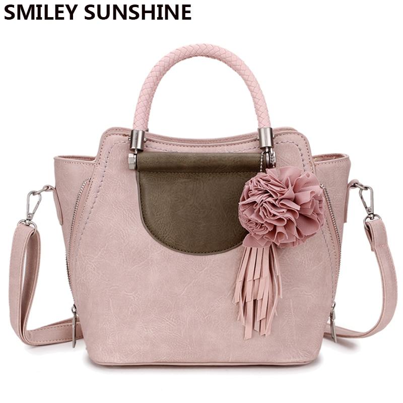SMILEY SUNSHINE de brand nou coajă femei sac geantă de damă - Genți