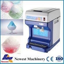 Newtechnology Высокоэффективная выгодная льдодробилка, машина для измельчения льда на продажу, строгальная машина для замороженных блоков