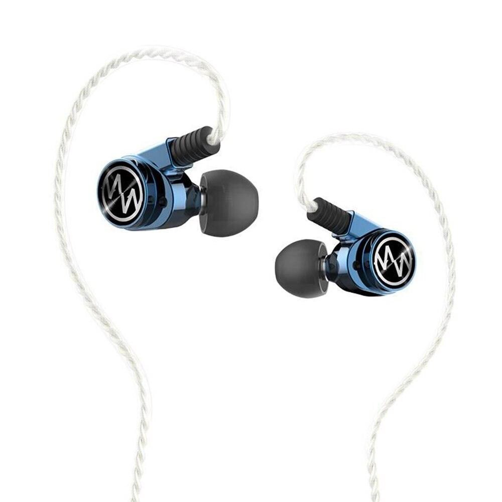 Macaw GT600S Pro casque salut fi filaire musique casque équilibré armature hybride écouteur double dynamique sport oreille téléphones