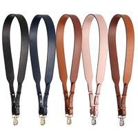 AUTEUIL Women o bag handle Accessories Strap Shoulder Strap belt Bag purse Split Leather Length adjustment Straps Factory Sale