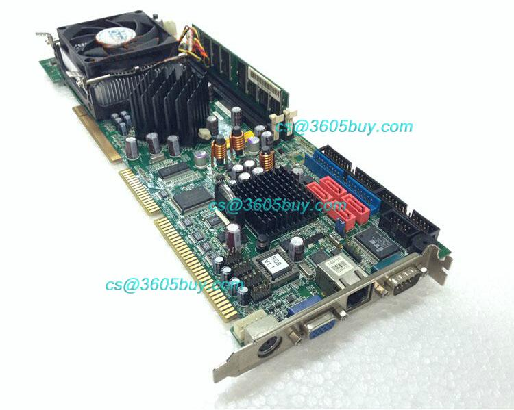 JUKI-6670-R10 Long CPU Card Industrial Motherboard 100% tested perfect quality