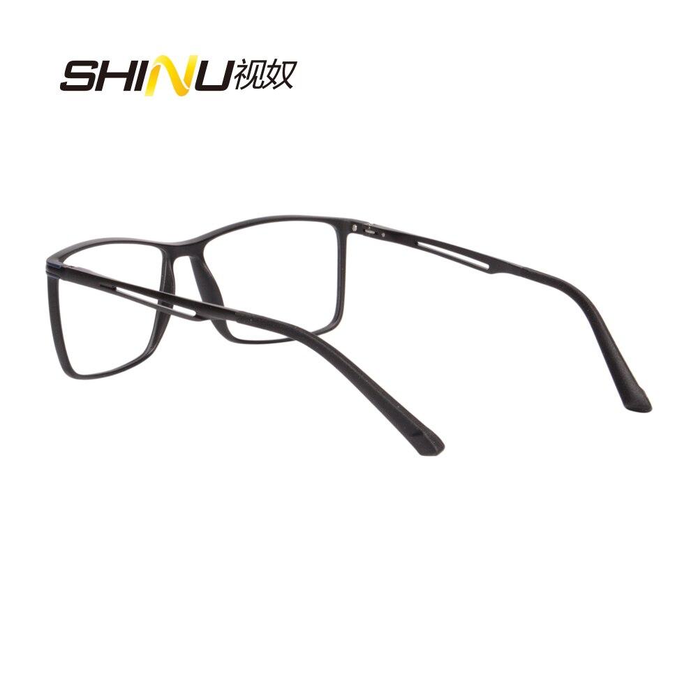 1e25fe47ac0e Aliexpress.com   Buy New Arrival Square Multi Focus Lens Reading Eyeglasses  Square TR90 Frame Metal Legs Progressive Reading Glasses Gozluk SH025 from  ...