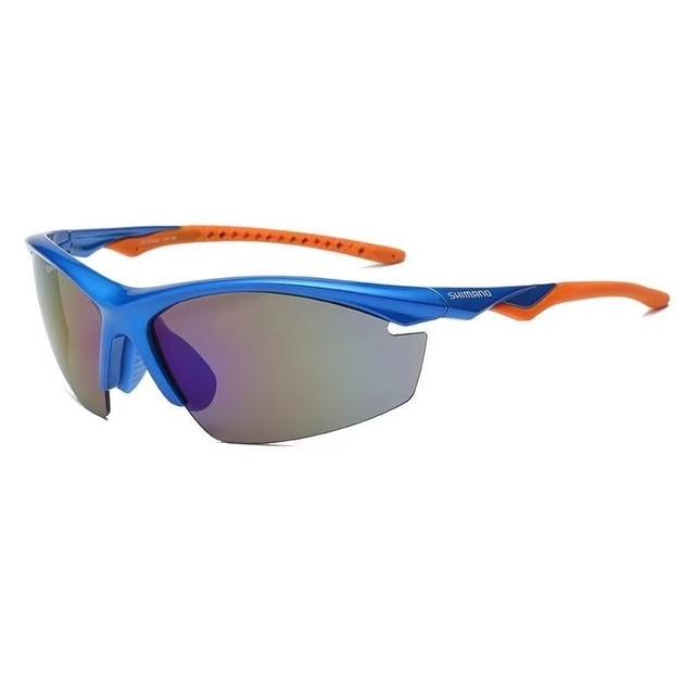 Shimanos novo polarizado óculos de pesca das mulheres dos homens óculos de condução equitação óculos de sol esporte ao ar livre pesca acessórios
