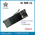 Новый Оригинальный 15.2 В 46wh 48wh Аккумулятор для Ноутбука Acer Aspire V3 V3-371 V3-371-30FA AC14B8K