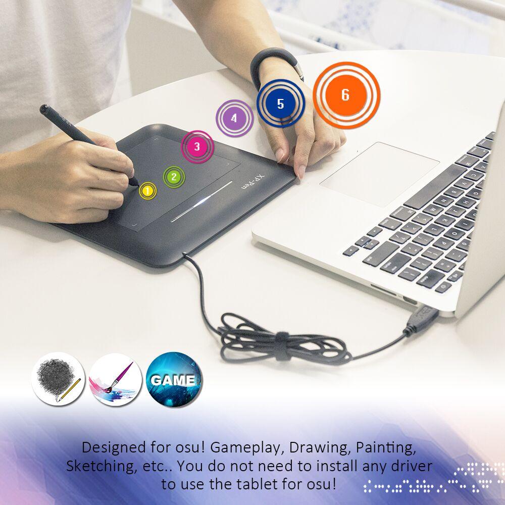 графический планшет для рисования xp pen заказать на aliexpress