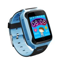 GPS Location Wristwatch 1.44 inch Color Touch Screen Intelligent Positioning Smart Watch Student Children Electronic Waterproof
