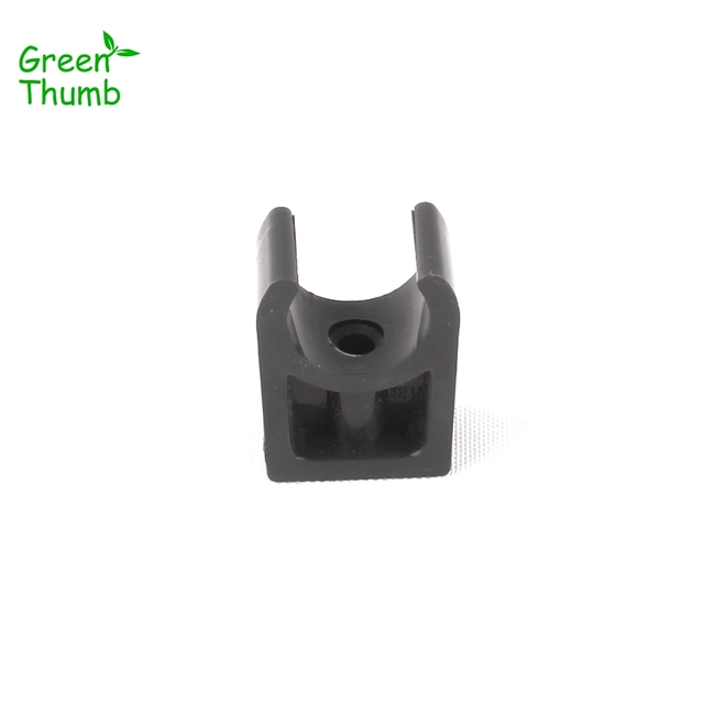6pcs Inner Diamerter 20mm/DN15 Plastic Pipe Cl& Horticultural Irrigation PVC U Type Cl& 1  sc 1 st  AliExpress.com & 6pcs Inner Diamerter 20mm/DN15 Plastic Pipe Clamp Horticultural ...
