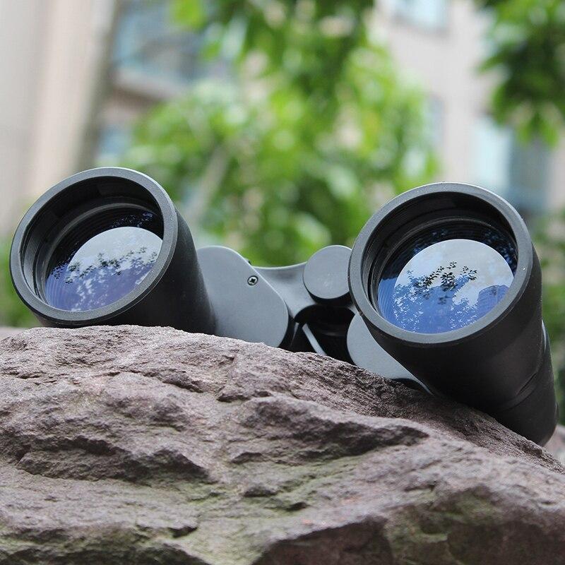 Top Grade High Definition Binocular Telescope For Army High Power BAK4 Lens Hunting telescop(Optical Lens Coating Blue)