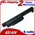 Bateria Do Laptop A32-A24 Para MSI CX480 JIGU CX480MX Sor E4212 MD97823 MD98039 MD98042 Series