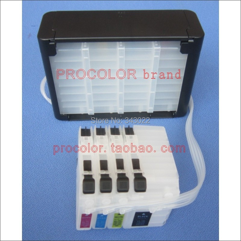 ФОТО Continuous Ink Supply System CISS LC119BK/LC117BK/LC115C M Y for BROTHER MFC-J6570CDW/ MFC-J6770CDW/ MFC-J6970CDW/ MFC-J6975CDW