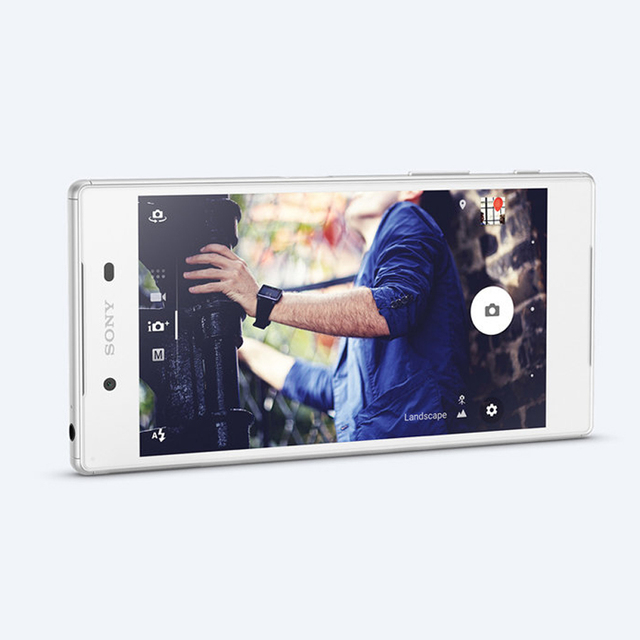 Original Sony Xperia Z5 E6653 Entsperrt RAM 3GB ROM 32GB GSM WCDMA 4G LTE Android Octa Core 5,2 Zoll 23.0MP Kamera