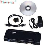 USB 3 0 Flash Drive Memory Universal Docking Station Dual Monitor VGA And HDMI U0227