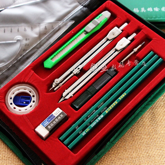 Architecture Drawing Kit combination mapper mechanical drawing tools architectural