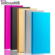 Tollcuuda Portable Power Bank For Iphone Battery Charger